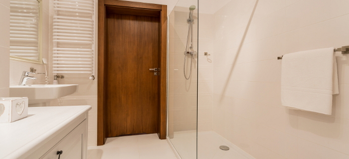 How To Clean Soap Scum From Glass Shower Doors Doityourself