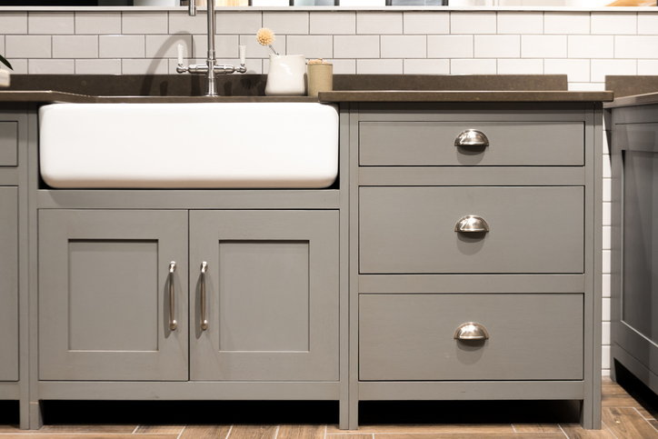 Undermount Vs Overmount Kitchen Sinks Doityourself Com
