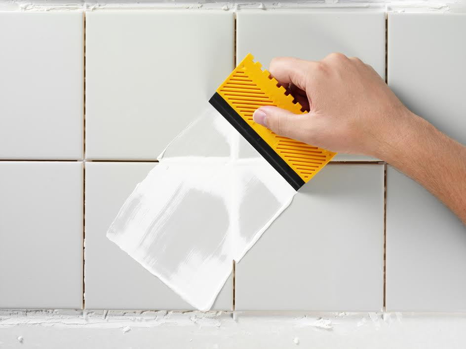 How To Grout A Tile Backsplash Doityourself