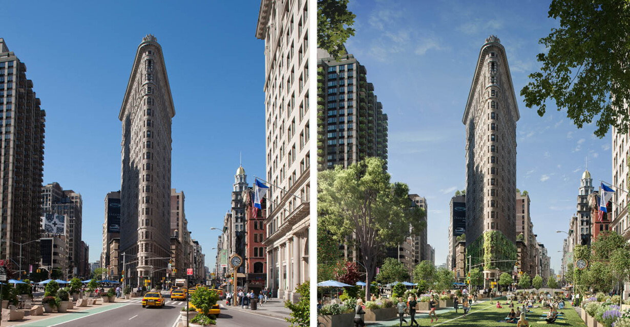 Guerrilla Greening: GIFs Present Lushly Vegetated Visions of Major Cities
