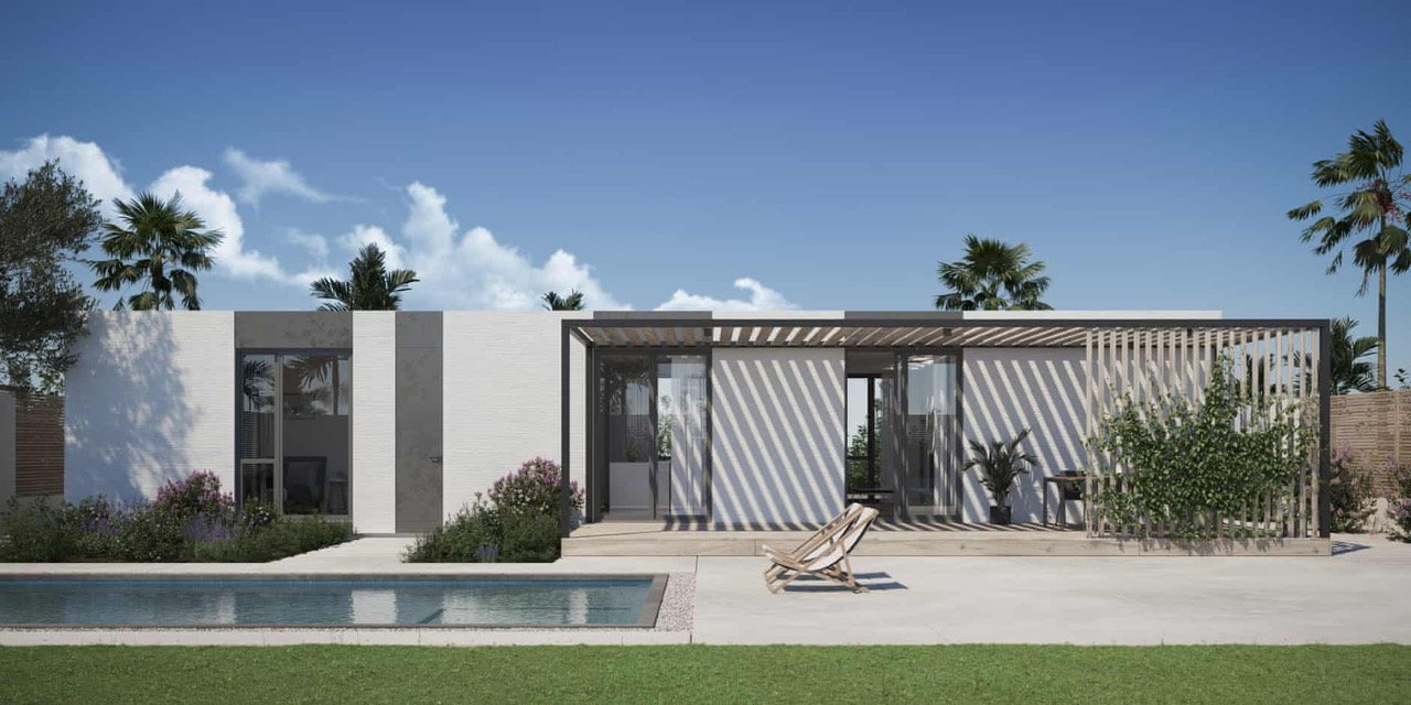 America's First 3D-Printed Neighborhood to Pop Up in the California Desert