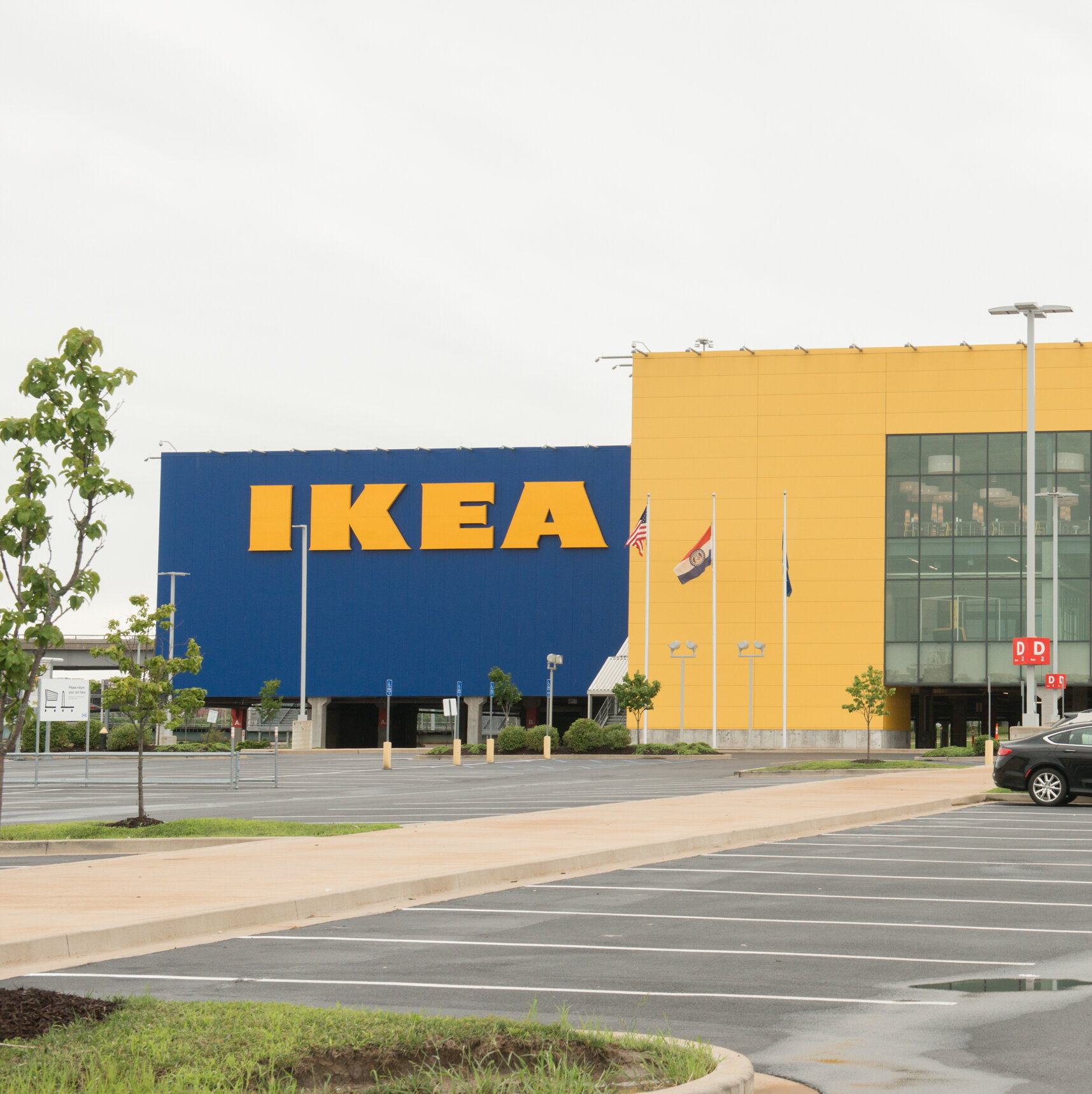 New IKEA Ad Shows You Where Your Furniture Goes to Die