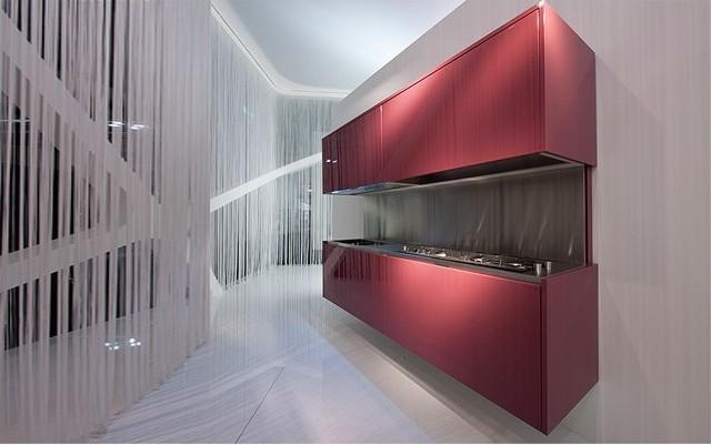 Slide & Hide: Modern Space-Saving Kitchens | Designs ...
