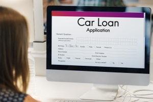 car loan application, apply for car loan