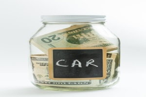 saving up for a car