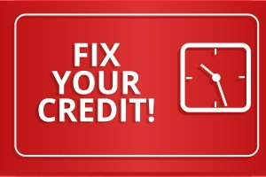 Have Bad Credit? How You Can Fix it Yourself