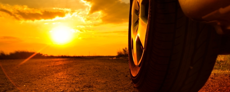 Five  Tips  for  Tire  Safety  in  the  Summer