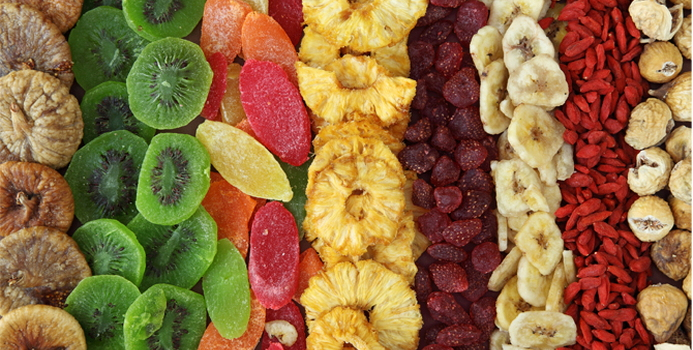 what is the healthiest fruit dried fruit healthy snack