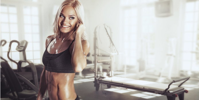 Bodybuilding Execises For The Petite Female Fitness Exercises