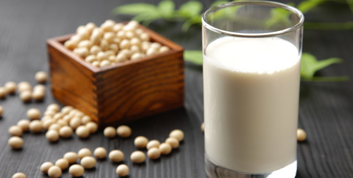 Image result for soya milk intake