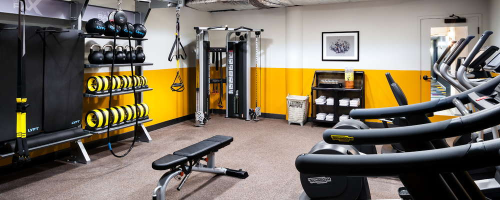 New Modern Gym