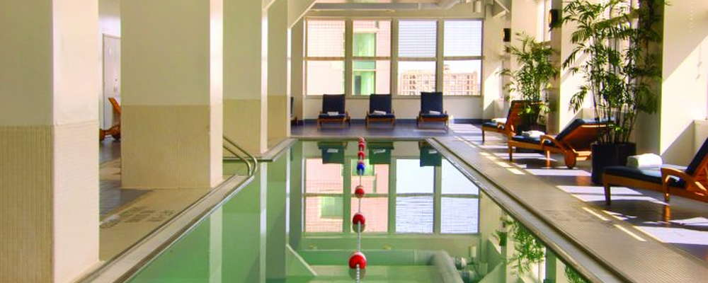 20-meter Indoor Lap Pool