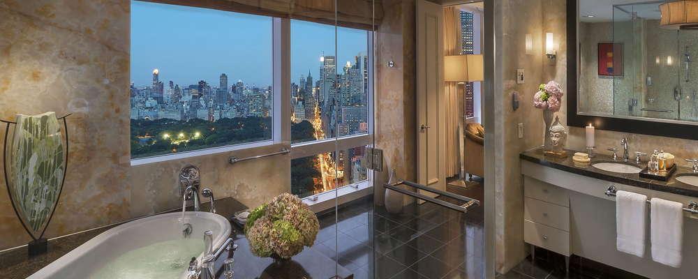 Mandarin Oriental New York Room Service Menu