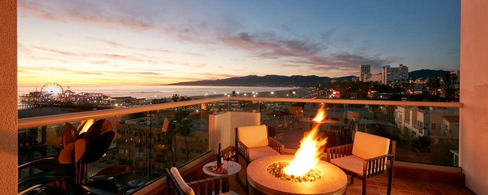 Photo Loews Santa Monica Beach Hotel