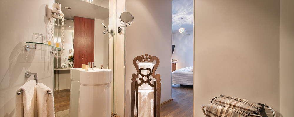 Design Deluxe Double room - bathroom