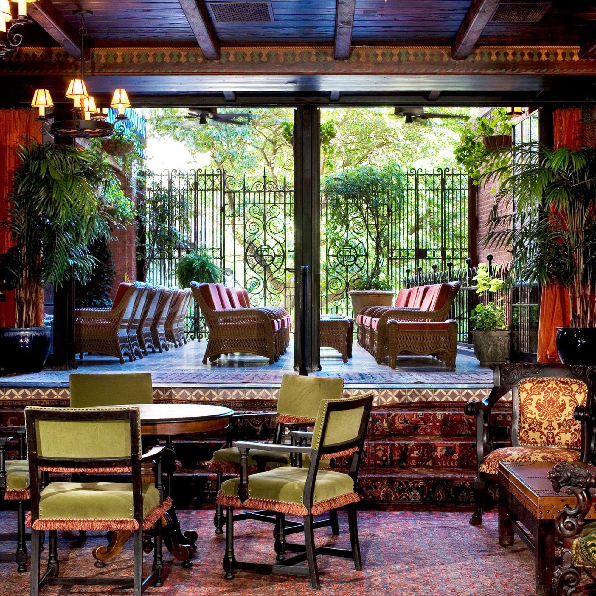 The Bowery Hotel, New York forecasting