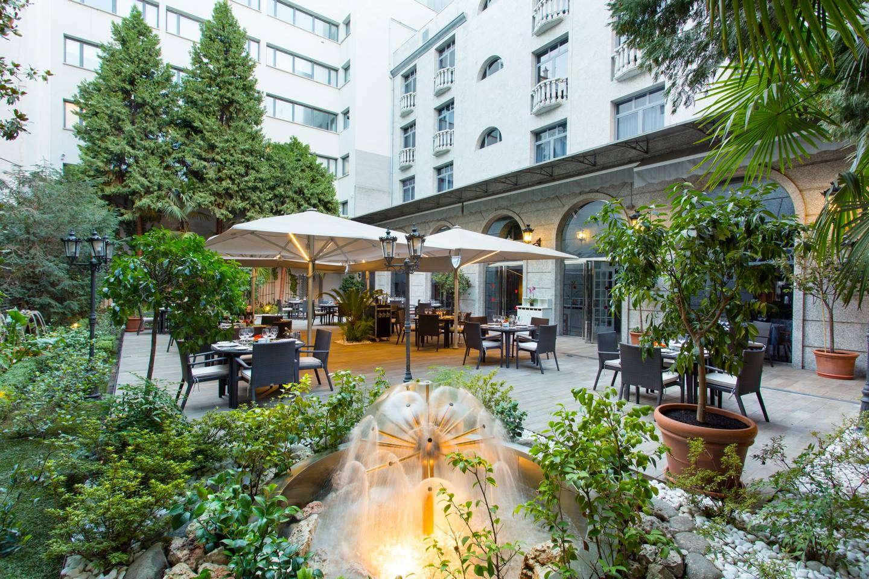 Vp jard n de recoletos expert review fodor s travel for Jardin de recoletos hotel madrid