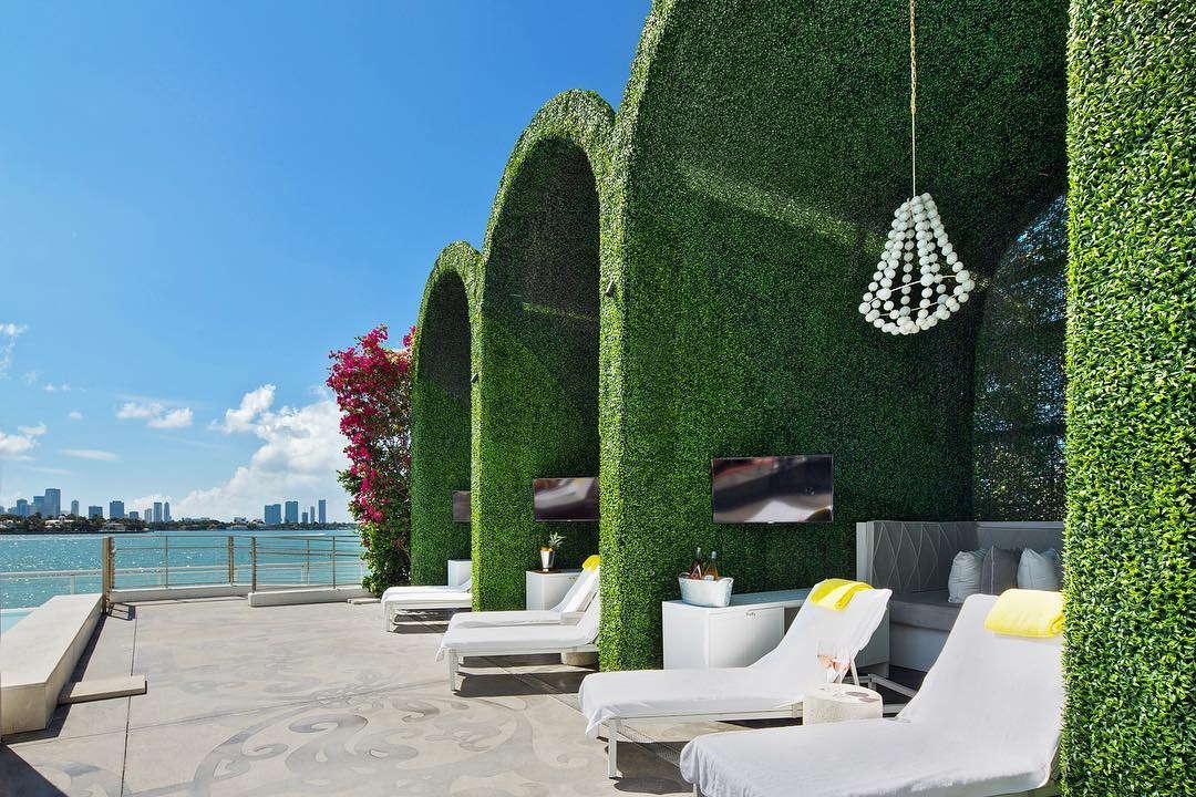 Mondrian South Beach Room