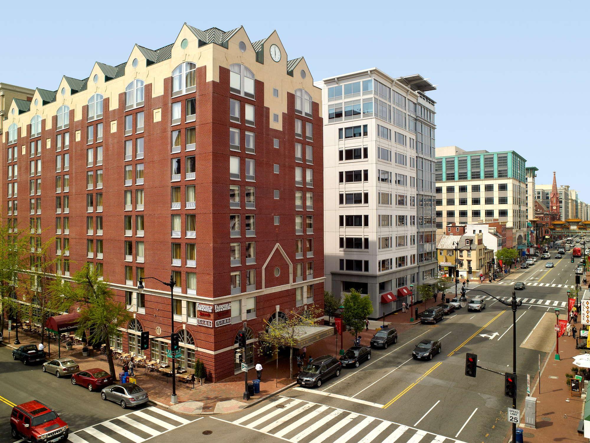Fairfield Inn & Suites Washington DC/Downtown Expert Review ...