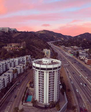 High End Hotels In Los Angeles