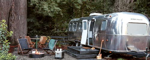 AutoCamp Premium Airstream Suite.