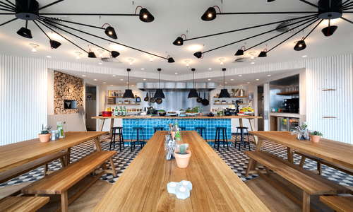 Zoku Living Kitchen