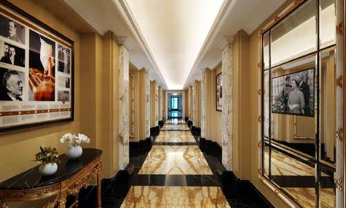 Corridor of History