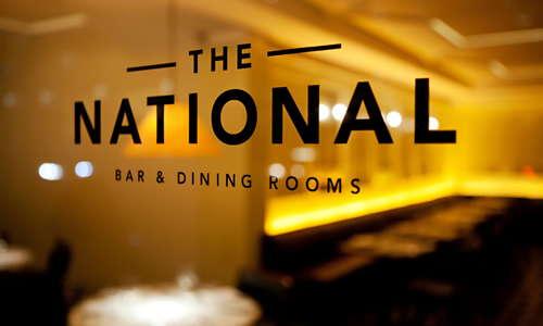 The National by celebrity chef Geoffrey Zakarian