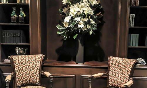 Blakely New York Lobby Detail
