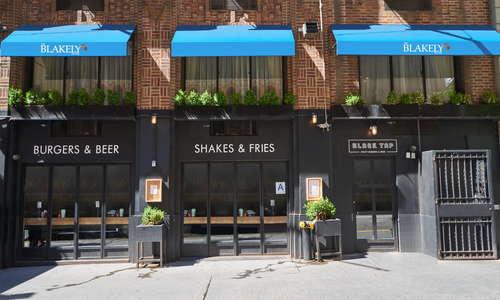 Black Tap Craft Burgers & Beer at Blakely New York