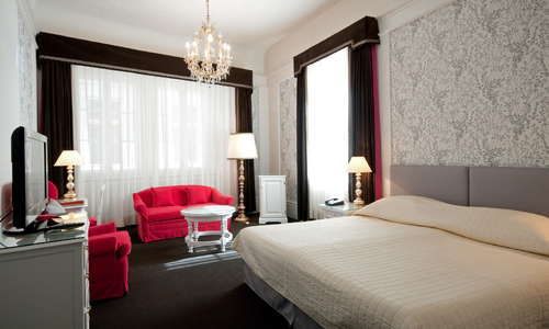 Double room classic style