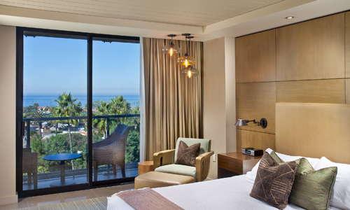 Hotel La Jolla, Curio Collection by Hilton King Room
