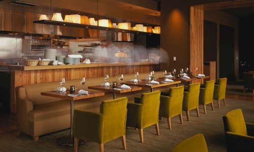 Americano Restaurant & Bar in Hotel Vitale