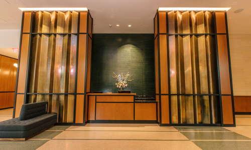 Fairlane Hotel Main Lobby
