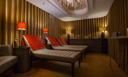 Guerlain Spa Relaxation Room