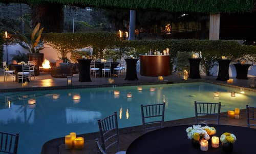 Hotel La Jolla, Curio Collection by Hilton Evening Poolside Event