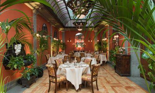 Hostaria Bibendum Restaurant