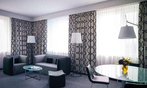 Vienna House Andel's Berlin Superior Suite