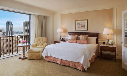 The Westgate Hotel - San Diego Guest Room