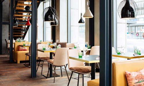 Vienna House Andel's Berlin Mavericks Restaurant