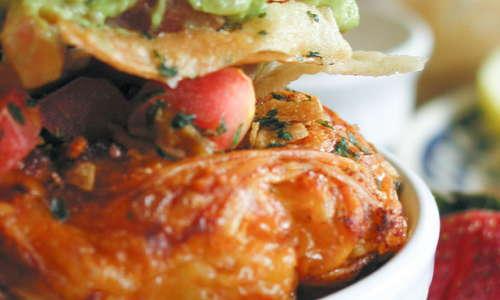 Jalapeño Egg Souffle
