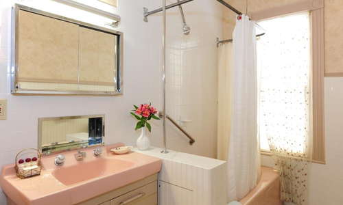 Bathroom, Garden room