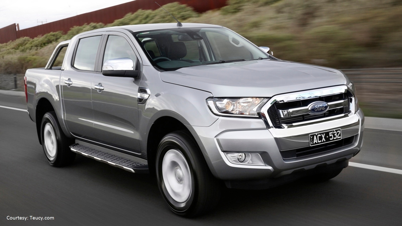 The Ranger Will Hit Production in 2018 or 2019