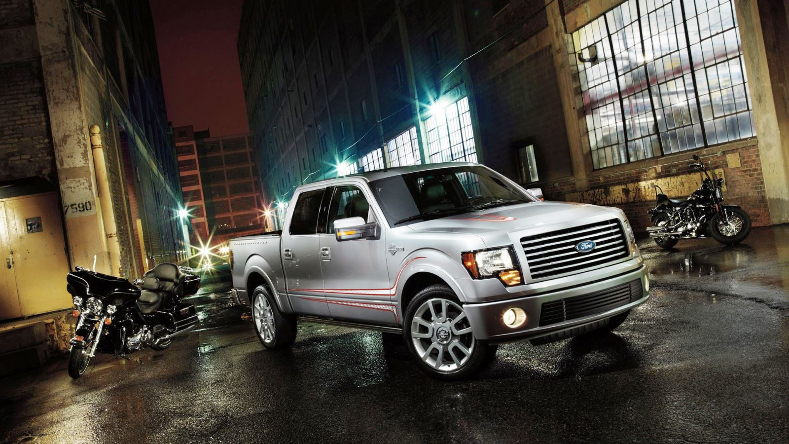 9 Rare Ford Special Edition Trucks | Ford-trucks
