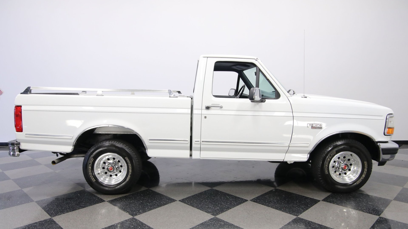Oxford White 1992 F 150 Is Classic Throwback Ford Trucks