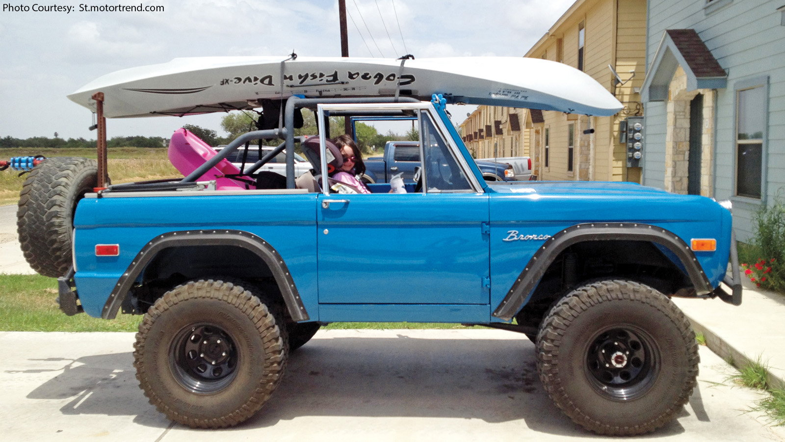 ford bronco caught  testing  detroit ford trucks