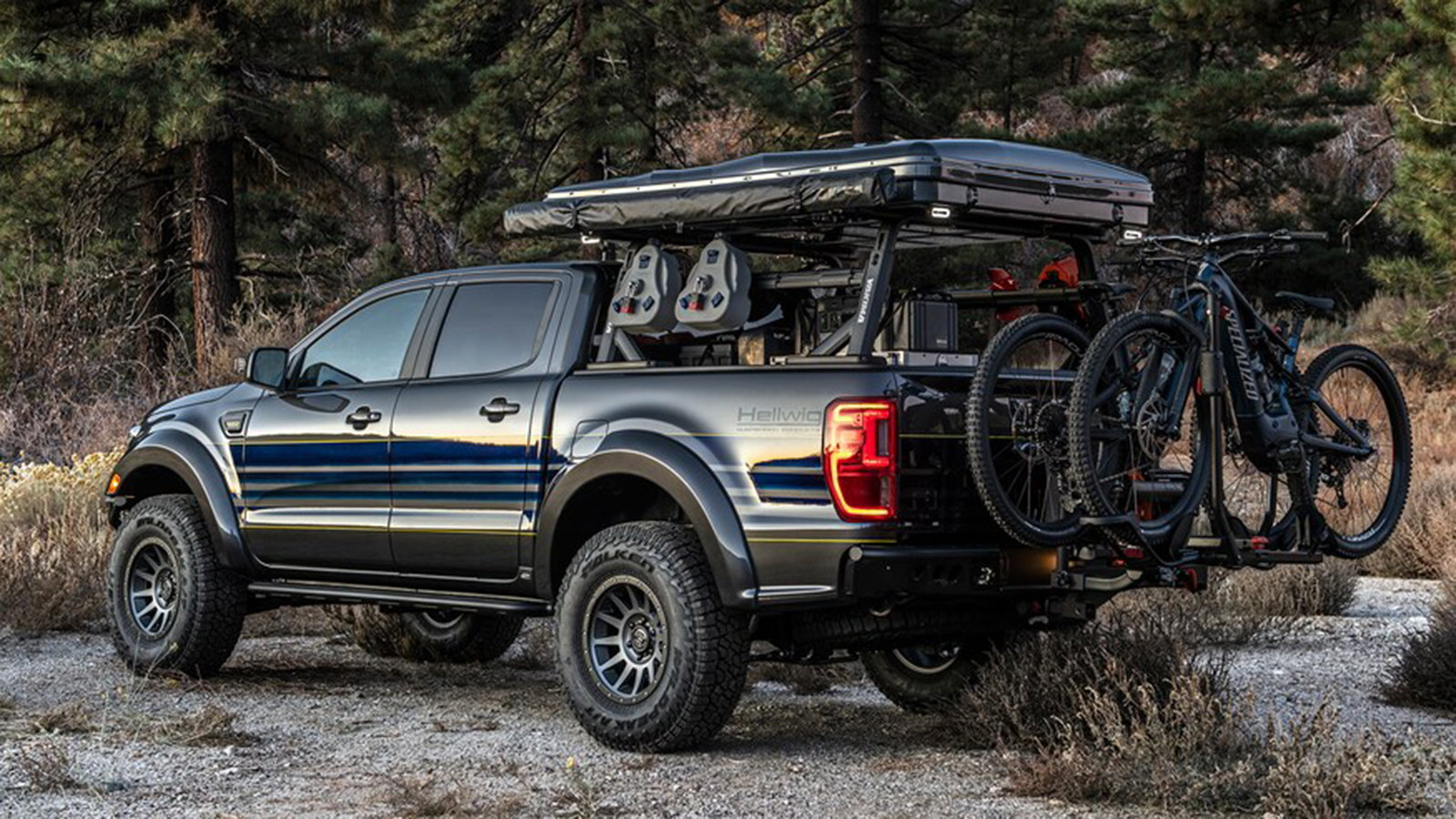 Would You Buy An Overlander Ranger Ford Trucks
