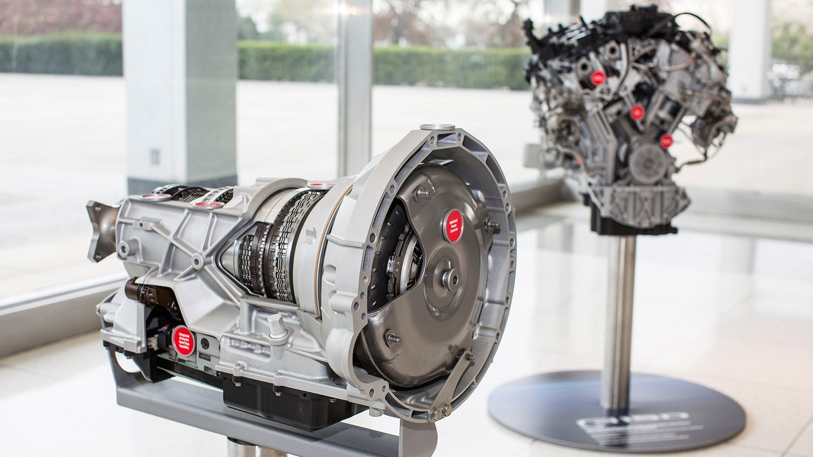 Lightweight Engine Components