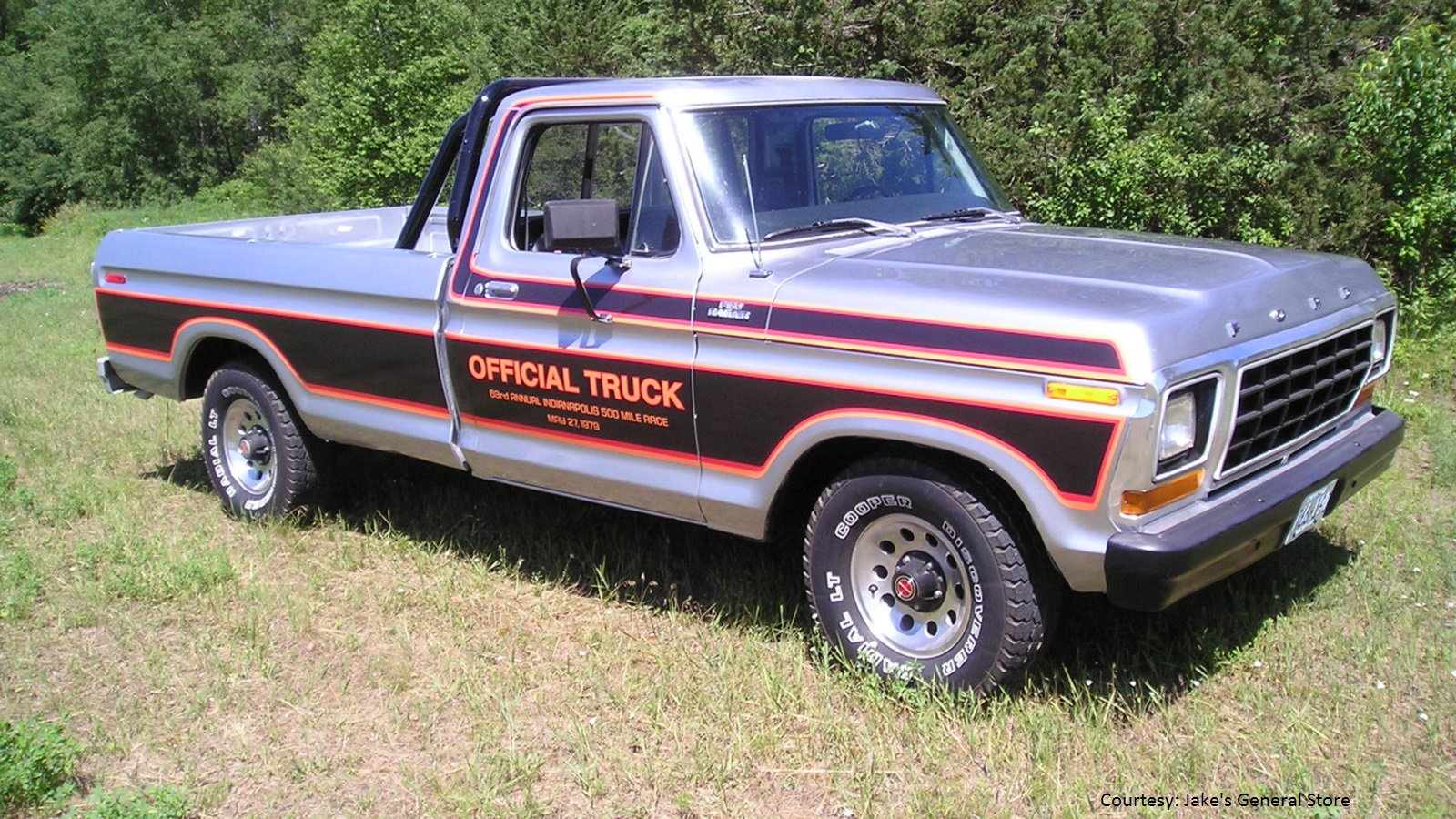 1979 F-150 Indy Pace Truck