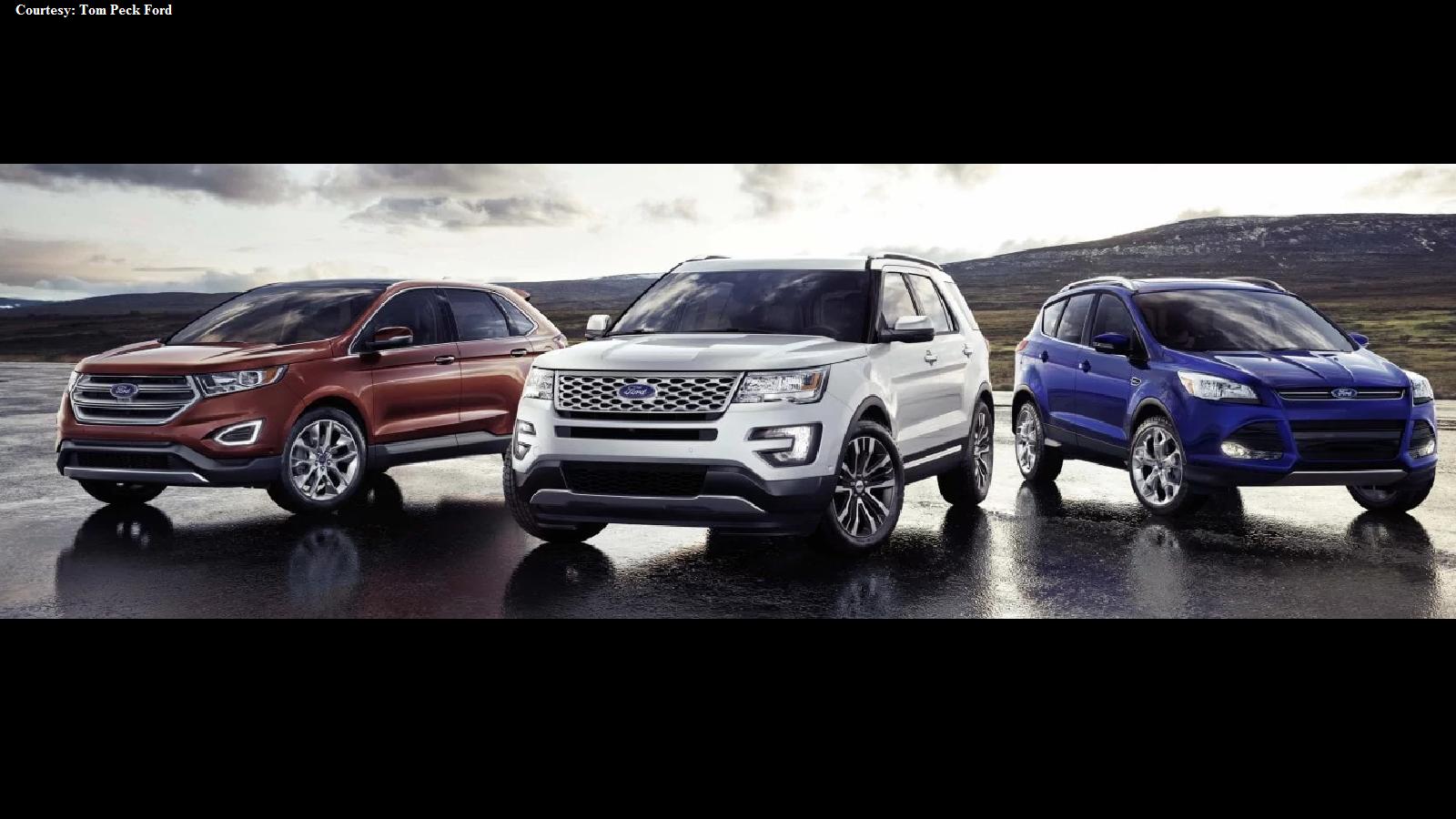 Ford Makes a Splash at the 2017 LA Auto Show
